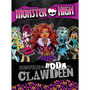 Livro Desfile De Moda Da Clawdeen Monster High - Dcl
