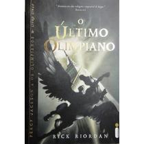O Último Olimpiano - Rick Riordan