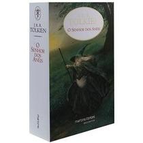 Livro - O Senhor Dos Anéis - Volume Único - Frete Grátis