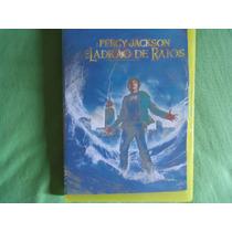 Dvd Percy Jackson E O Ladrão De Raios * Frete Grátis*