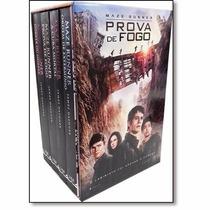 Box Maze Runner - Lacrado- Coleção 5 Livros. Envio Imediato!