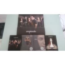 Box Saga Crepúsculo (4 Livros + Poster)