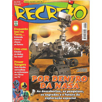 Revista Recreio 627 Por Dentro Da Nasa - Ano 2012