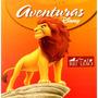 Livro - Aventuras Disney - O Rei Leão - Os Melhores Amigos