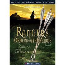 Rangers A Ordem Dos Arqueiros Volumes 1 E 2