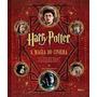 Livro Harry Potter - A Magia Do Cinema - Capa Dura Lacrado