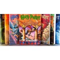 Coleçao Harry Potter + Livro Snoopy