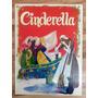 Livro Disney Princesas Infantil Cinderella Cinderela