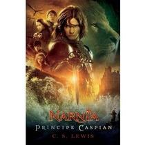 Príncipe Caspian - Livro 4 Nárnia - Capa Filme