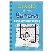 Diario De Um Banana Casa Dos Horrores 6