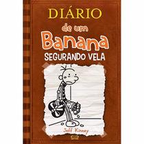 Livro - Diário De Um Banana - Segurando Vela (volume 7)