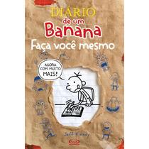 Livro - Diário De Um Banana: Faça Você Mesmo - Edição Revisa