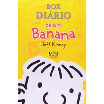 Box Diário De Um Banana 7 Volumes Jeff Kinney Frete 13 Reas