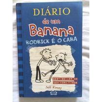 Livro Diário De Um Banana - Vol. 2 - Rodrick É O Cara