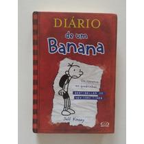 Livro Diário De Um Banana Livro 1 Jeff Kiney