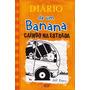 Diário De Um Banana 9: Caindo Na Estrada - Frete Grátis
