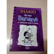 Livro Diário De Um Banana - Livro 5