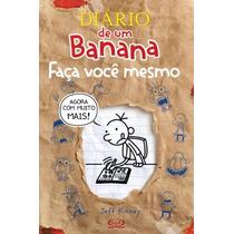 Diário De Uma Banana - Faça Você Mesmo | Em Brochura