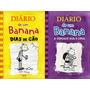 Diário De Um Banana Volumes 4 E 5 - Capa Brochura