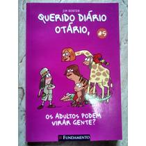 Livro Querido Diário Otário Vol. 5 - Jim Benton
