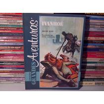 Livro - Ivanhoé Sir Walter Scott Dueto Livros Frete Grátis