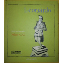 Nelson Cruz Leonardo Editora Scipione