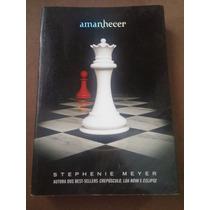 Livro Amanhecer (saga Crepúsculo)