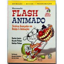 Flash Animado (edição Autografada Pelos Autores)