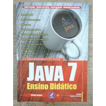 Java 7 Ensino Didático Sergio Furgeri