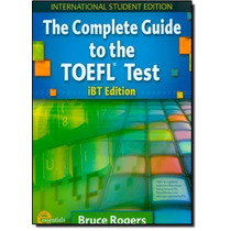 Complete Guide To The Toefl Ibt 4th Edition - Text + Cd-rom