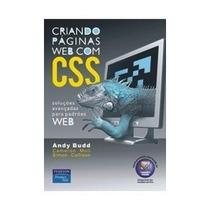 Criando Páginas Web Com Css - Andy Budd - Ed. Prentice Hall