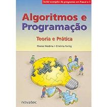 Livro Algoritmos E Programação - Teoria E Prática