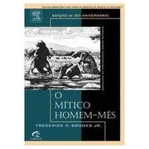 Livro - O Mitico Homem-mês - Ensaios Sobre Eng. De Software