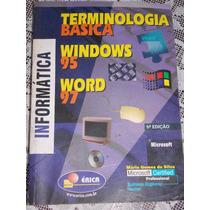 Terminologia Básica Windowns 95 Word 97 - Mário Gomes Da Sil