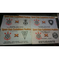 Lote Ingressos Corinthians Libertadores 1996