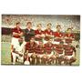 Postal Flamengo - 1969 - Original - Bilhete Loteria Federal