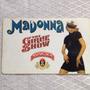 Ingresso Antigo Do Show Da Madonna Em 03 Nov 1993