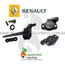 Reparo Corpo Borboleta Renault Megane 1.6-2.0 16v 7700875435