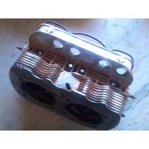 Cabeçote Motor Original Vw Fusca 1300 E 1500 Revisado