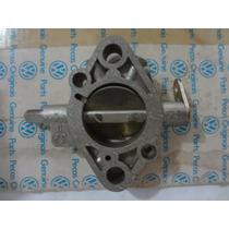 Base Carburador L/esq. Kombi Fusca Alcool Original Vw