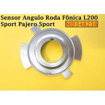 Arruela Sensor Angulo Roda Fonica L200 Pajero Sport Md348238