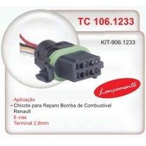 Chicote Refil Da Bomba Combustível Renault 6 Vias #1233