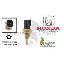 Sensor Temperatura Água Ect (ecu) Honda Accord 1992 À 2002