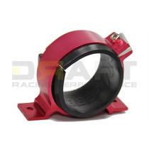 Suporte De Bomba De Combustivel Aluminio (vermelho Ou Prata)