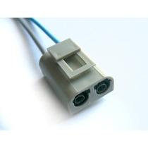 Conector Chicote Sensor De Pressão Do Óleo Scania Mb 2v