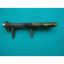 Flauta Dos Bicos Injetores Polo Classic 1.8 98