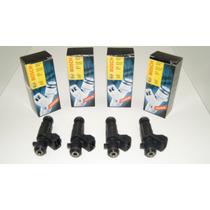 4 Bico Injetor Vw Fox Polo Gol Golf Kombi 0280156403 Bosch