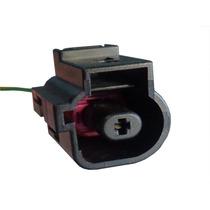 Plug Conector Chicote Sensor Oleo Gol Kombi Audi A3 Passat