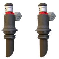 Bico Injetor Volks Fox Gol 1.0 1.6 8v Flex Iwp176 - 2 Peças