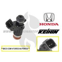Bico Injetor 4 Furos Honda Civic / Fit / New Fit Gasolina